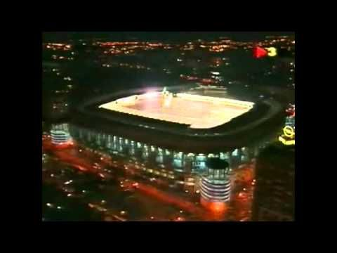 Himno del Barça en el Santiago Bernabéu  Cuando ganamos la Copa del Rey en 1997 ante el Betis
