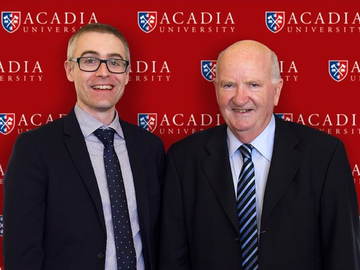 #ICYMI2017 Congratulations! Ryan MacNeil, a professor in the F.C. Manning School of Business at Acadia University, is the inaugural holder of the Rath Professorship in Entrepreneurship. http://qoo.ly/k9mui #AcadiaUGives