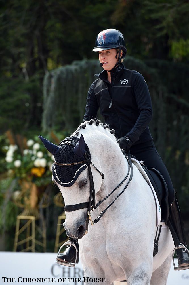 The Top 14 Lessons From Charlotte Dujardin's Rolex Central Park Horse Show Master's Class   The Chronicle of the Horse