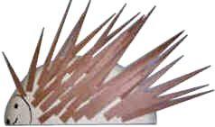 porcupine craft