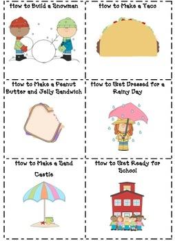 """Writing Center, """"How To"""" Book - Caitlin Kramer - TeachersPayTeachers.com"""