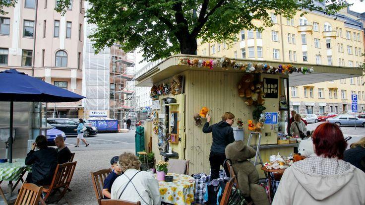 Kallio - A Vibrant Helsinki District