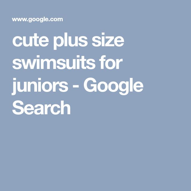 cute plus size swimsuits for juniors - Google Search