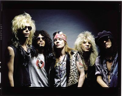 Guns N' Roses (Digital Gold) Welcome To The Jungle (The Gold) Sweet Child O' Mine/ Patience/ You Could Be Mine/ Don't Cry/ November Rain