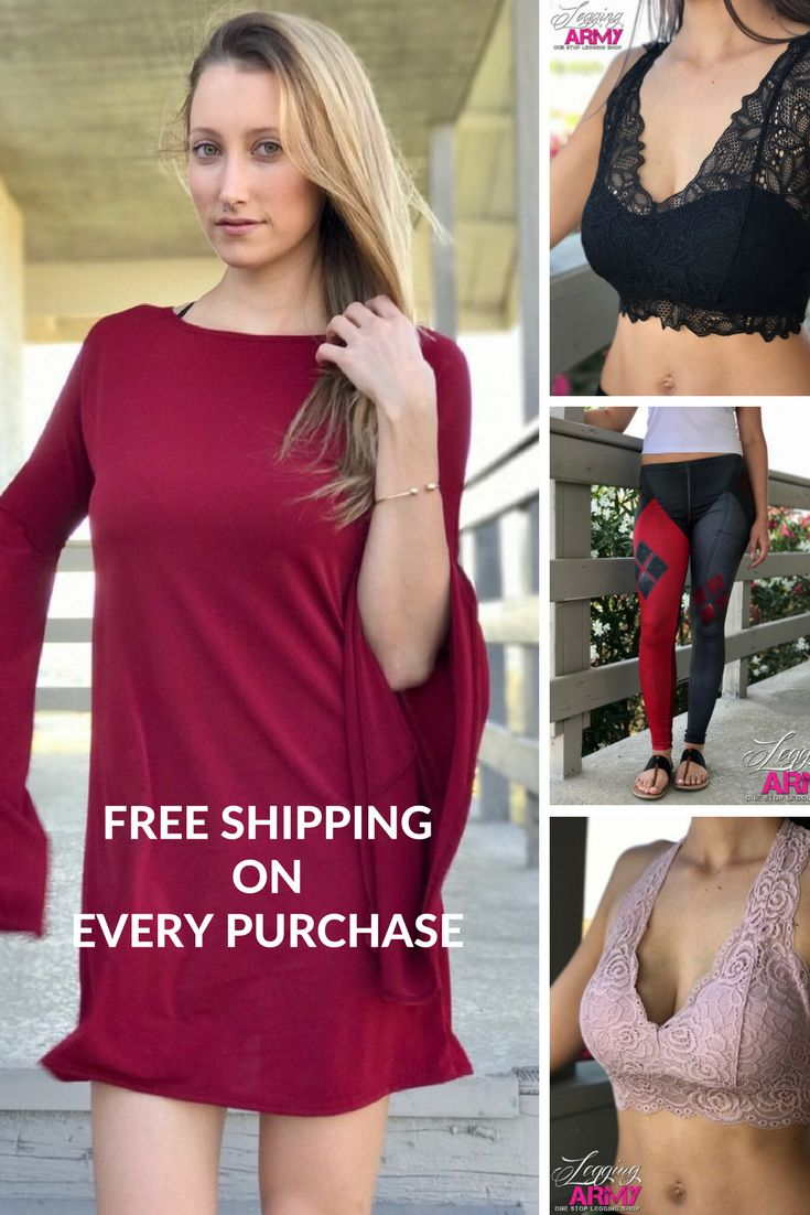 Legging Army leggings are comfortable with great pricing and always free shipping on every order