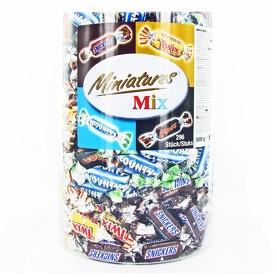 Miniatures mix sachet vrac de 3kg (+- 297 pièces)