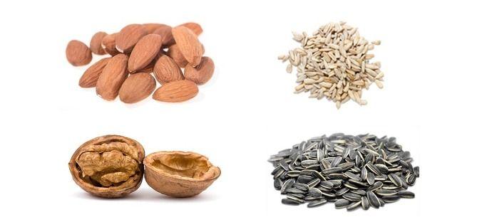 땅콩, 견과류등 올바른 섭취 방법