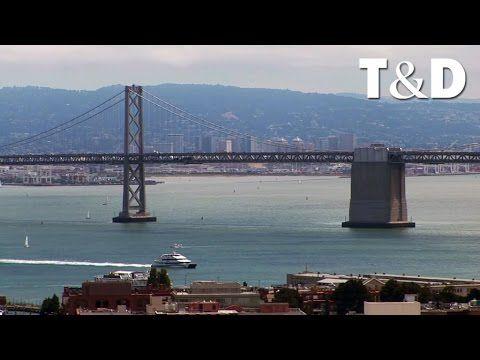 San Francisco Travel Guide: The Bay Bridge - Travel & Discover