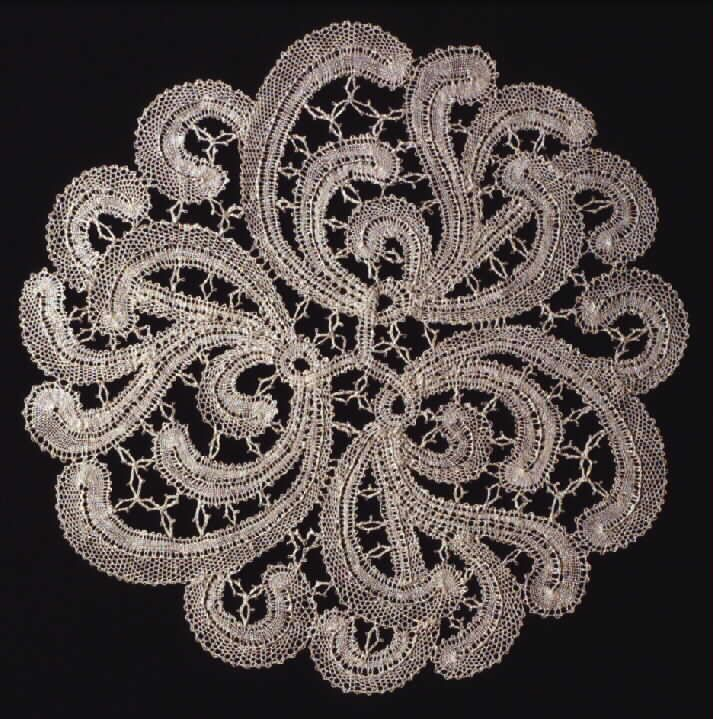 chrysanthemum lace patterns - Hledat Googlem