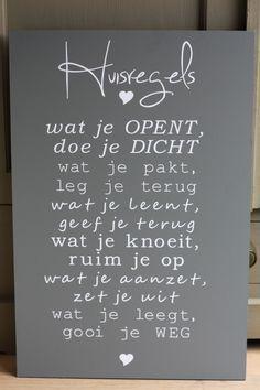 tekstborden nederlandse tekst - Google zoeken