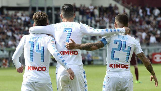 Al Napoli non basta l'ultima super prestazione per scavalcare la Roma e tra tre mesi dovrà ottenere la Champione tramite preliminari.È