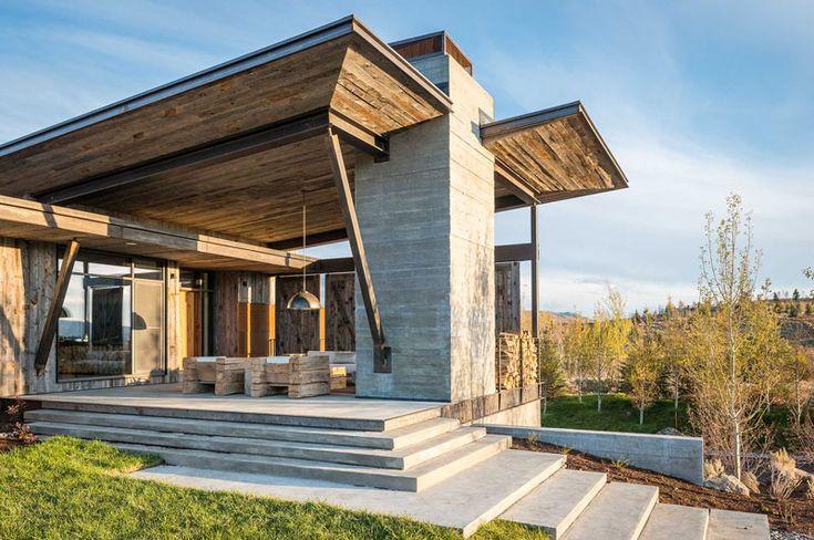 Home on the Range full of Modern Imagination | Modern House Designs