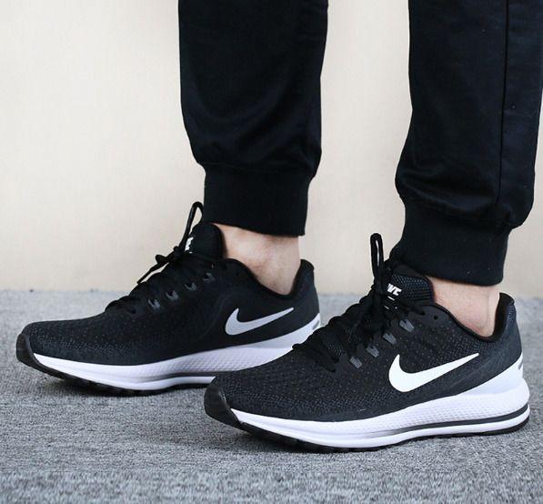 Nike AIR ZOOM VOMERO 13 Men's Running Shoes 922908-001 Black ...