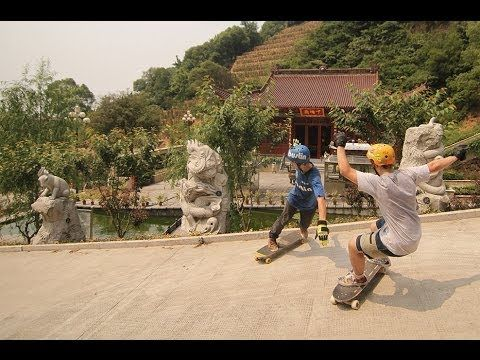 At the beginning, I'm all bummed out by the fact that I'm going back to China next month, but this video changed my whole point of view and motivated me to definitely GO BACK TO CHINA!!! Bustin China with Bruno and Toti - Bustin Boards Co.