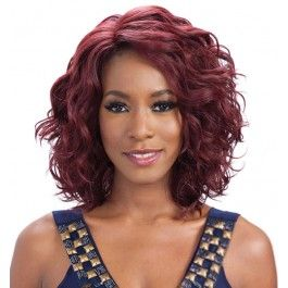 Freetress equal deep invisible part lace front wig tammi - Elena diva futura ...