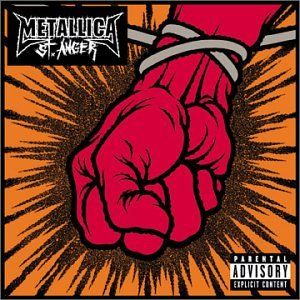 Metallica ~  St. Anger