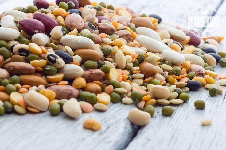 ALE ZDROWE - STYL ŻYCIA - 3 najpopularniejsze mity na temat białka roślinnego.