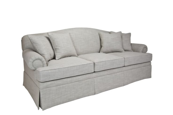 Suzanne Sofa - Traditional Transitional Sofas & Sectionals - Dering Hall