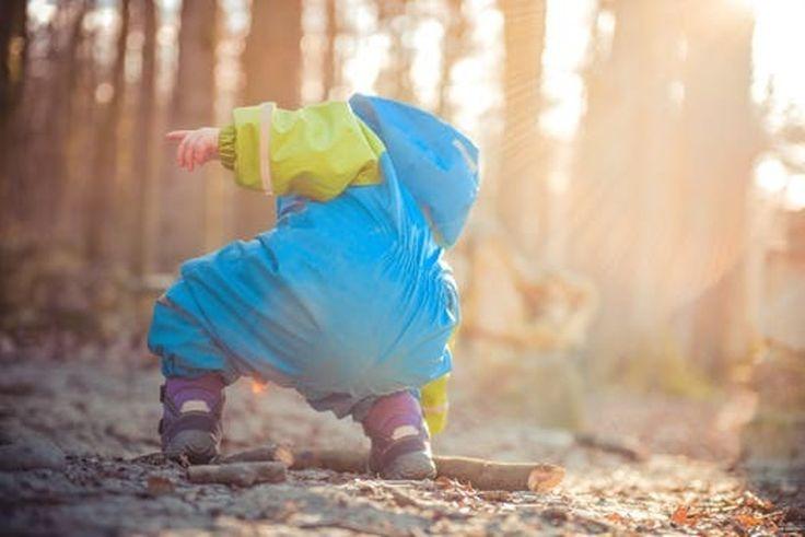 Váľajú sa v blate a vonku sú aj v mraze. Nie je to polepšovňa, je to lesná škôlka - zena.sme.sk