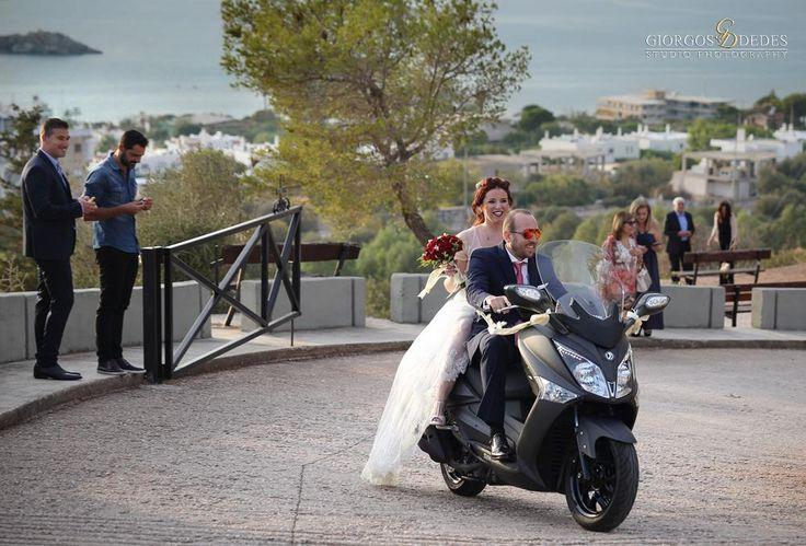 Φωτογράφηση γάμου στη Σαρωνίδα