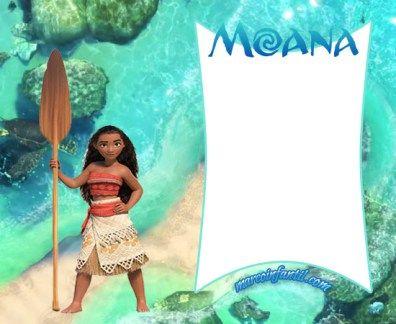 - invitaciones cumpleaños moana - imprimibles moana - marcos de moana - moana imagenes