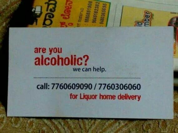 OMG.. Liquor store delivery needs to happen lol