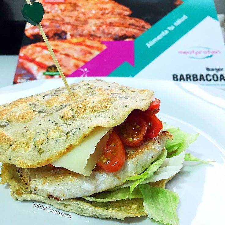 Toca cenar!! Hoy vamos a probar cositas nuevas   Burger FIT con pan de harina de avena sabor pizza margarita y hamburguesa sabor barbacoa de @meatprotein  Tremendasmuy  Y tú ya las has probado?  YaMeCuido.com  #meatprotein #cenafit #cenasaludable #cenasana #burguer #vidafit #vidasanayfit #vidasana #vidafitness #healthy #fit #fitness #fitlife #fitlife #estilodevida #instafit #instafood #instafitness #food #fooddiary #foodstagram #recetas #recetasfit #retovidasana #recetasfaciles #estilodevida…