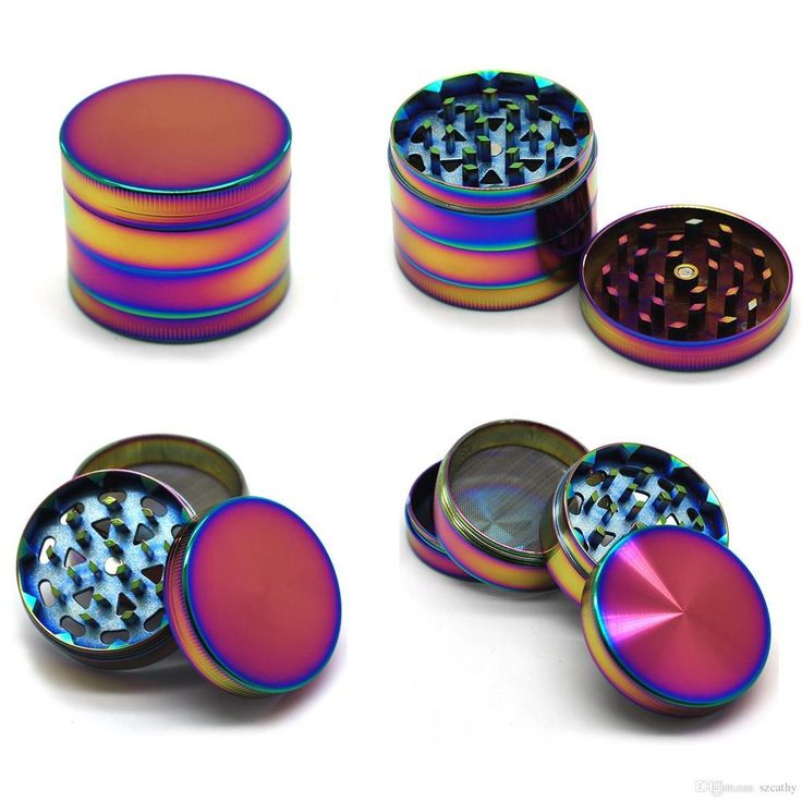 8$ 4 Layer 50MM Metal Rainbow Herb/Spice Grinder NEW! | Collectibles, Tobacciana, Cigars | eBay!