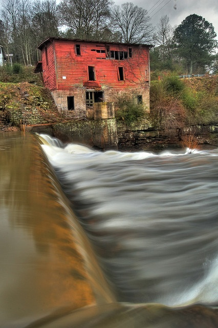 Albertville, Alabama  To make it liveable, not overdone and live by the river.