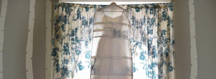 Wedding Dress Gown Garment Bag with Pockets Set Ready