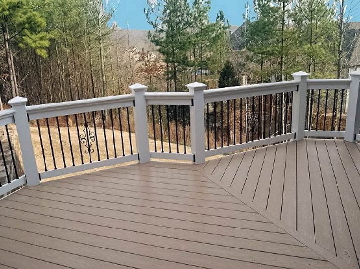 76 best semi transparent semi solid stain colors images for Staining trex decking