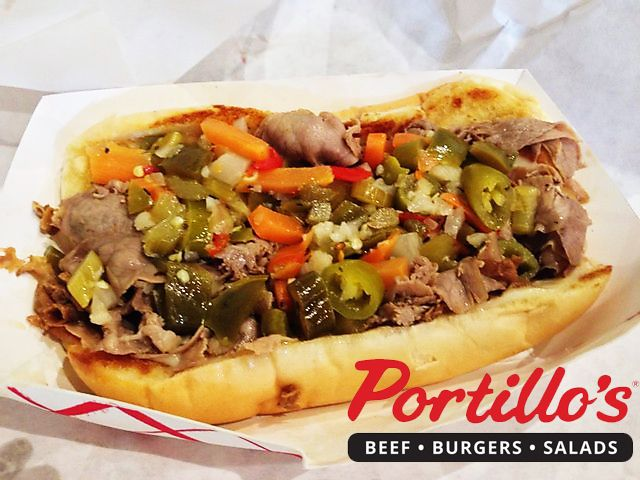"There is nothing like a juicy Portillo's beef sandwich, nothing. Now you can make it! Now unlocked is their special ""beef recipe"" that you can make for yourself or the entire family. If you end up ..."
