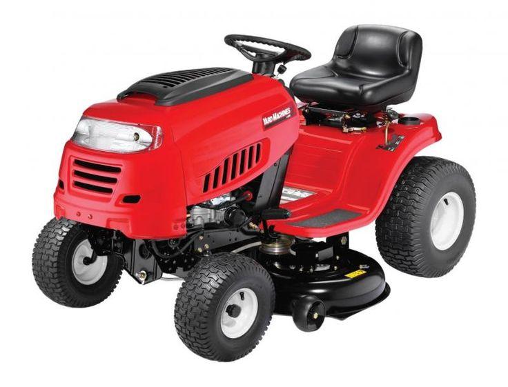 Yard Machines 420cc Riding Lawn Mower