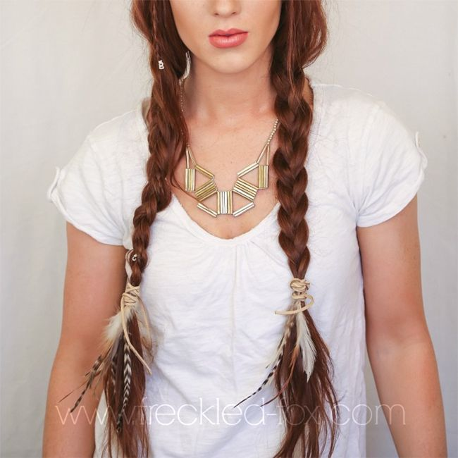 11 Gorgeous 2nd Day Hairstyles | http://hellonatural.co/11-gorgeous-second-day-hairstyles/