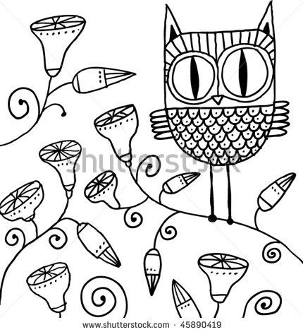 trash pack coloring pages funky fever | 197 best zendoodles & coloriages images on Pinterest ...