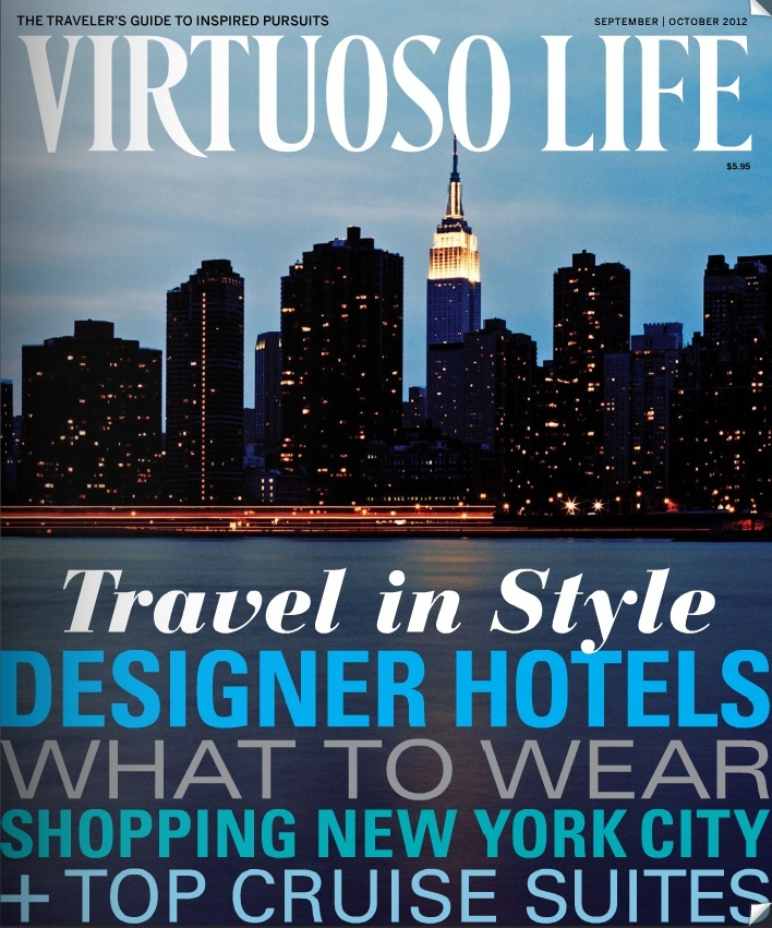 September/October 2012.    Travel In Style - Is the any other way to travel??    To read the entire edition, click on the cover and a new tab will open for you to read it online