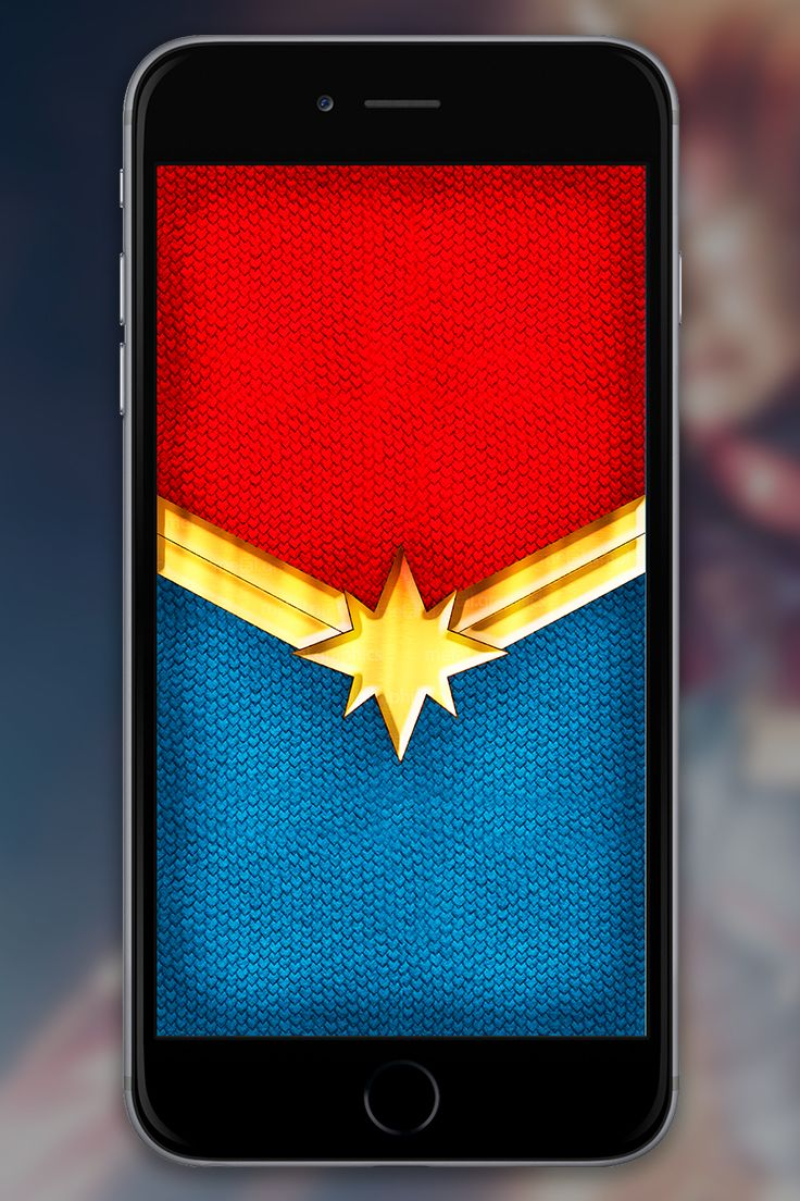 Captain Marvel Movie Wallpaper | Avengers Wallpaper