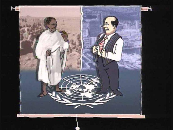 Presentation av FN (+ barn associerar)