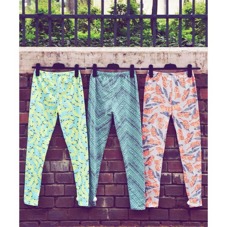 Warm up  funny colourful leggings collection ss17 szputnyik
