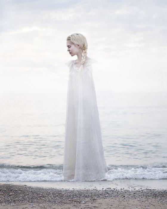 "Alice Zilberberg. ""Shores of Gaia, Sunrise"" Print available. www.alicezilberberg.com"