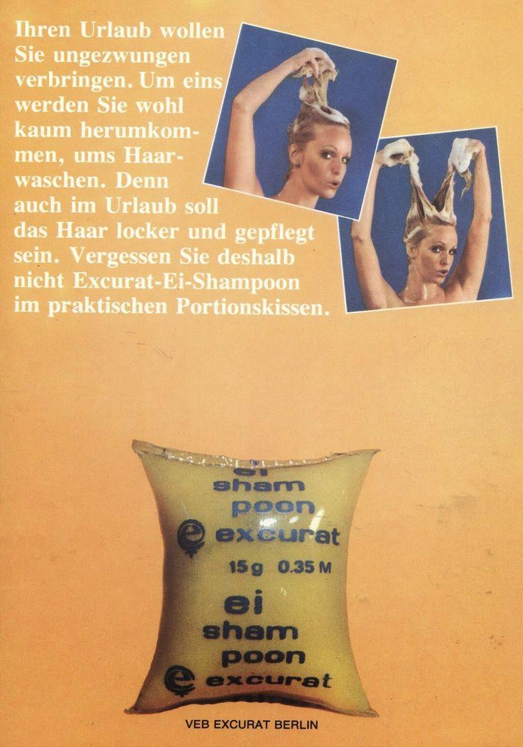 Altes und Neues von Bernd Nowack, Dessau: Alte DDR-Werbung der 60er und 70er Jahre - Teil 4