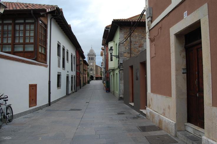 Calle La Riba