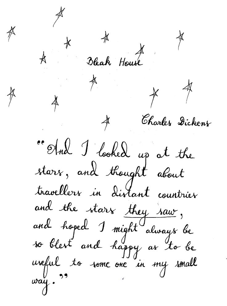 Charles Dickens - Bleak House  #dickens #books #quotes