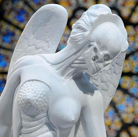 by DAMIEN HIRST