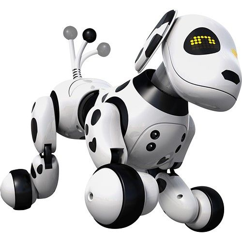 Your little one will enjoy hours of fun with this Zoomer 2.0 Dalmatian 1311657525 toy that recognizes commands in English, French and Spanish, so your child can teach it to sit, speak, roll over and more.