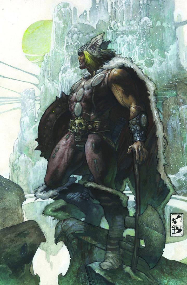Thor •Simone Bianchi