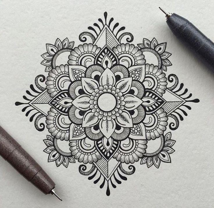 Mandala Mehendi Mandala Art #MehendiMandalaArt #MehendiMandala @MehendiMandala                                                                                                                                                      More