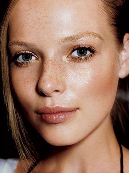 natural bronze makeup #beauty