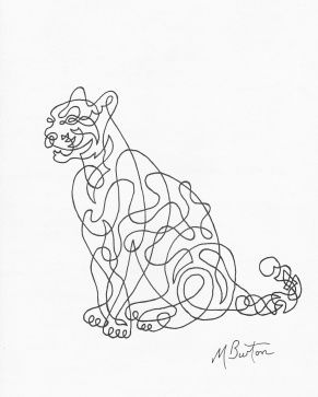 25 Best Ideas About Continuous Line Drawing On Pinterest