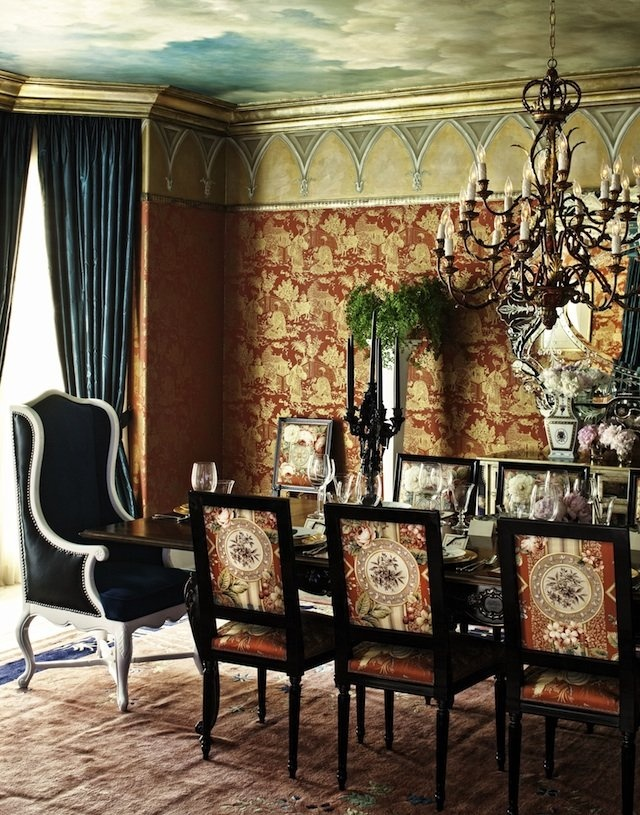 Regency Interior Design Painting Beauteous 122 Best Hollywood Regency Style Images On Pinterest  Apartment . Decorating Inspiration